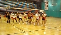 McGill Cheerleading - Dance - Cheerleading dance