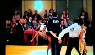 Melissa Blanco and Eddie Rumba Latin Ballroom Dance