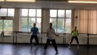 Merengue Workout Dance - How To Merengue