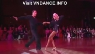 Michael Malitowski and Joanna Leunis - Rumba - Wssdf Latin