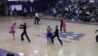 Michigan Ballroom Competition Novice Latin Rumba Semi-Final