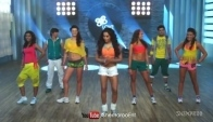 Mins Aerobic Dance Workout - Bipasha Basu Break free
