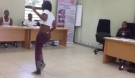Miss and Mr Gamalakhe - Casting pantsula dance