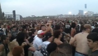 Monster Mosh Pit during Avenged Sevenfold Orion