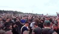 Mosh Pit during Riot by Three days