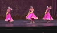 Mother-Daughters Kathak Dance