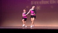 National Girls clogging duet Up Love this Dance