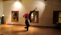 New Year Acro Dance at Eartance