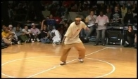 New style dance hip hop battle in France