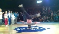 New vs Old generation breakdance battle Pecsa
