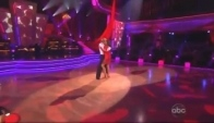 Nicole Scherzinger and Derek Hough - Dancing With The Stars - Rumba Finale Dance