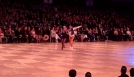 Nikolay and Maria - Pro Samba - ballroom dance