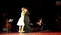 Noelia Hurtado and Carlitos Espinoza - Tango milonguero