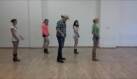Official Country Girl Line Dance How-To