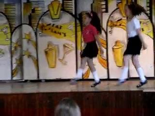 лайт джига ирландский танец