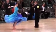 Open Amateur Ballroom Tango First Round