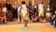 Oreo vs ? Tribe Event Chicago Footwork