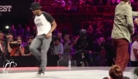 P-Lock and J Soul vs Masato and Cio Locking Juste Debout Step x Step Dance
