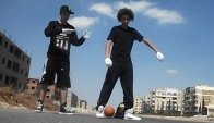 'PROMISES' Thunder Knight and Abdo - Dubstep and popping Dance