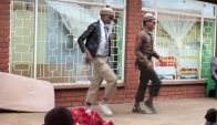 Pantsula Dance video 2014