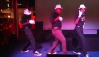 Pantsula Dancers at Mi-Fone