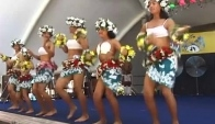 Pate Pate - Polynesian dance in Cairns Australia