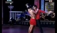 Performance - Samba - ballroom dance