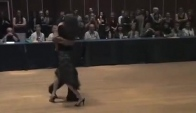 Performance Tango Canyengue