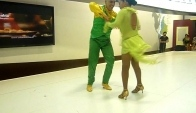 Performance of Salsa World Champions from Cali - Colombia Itb