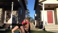 Person Acro Dance Routine - Acro dance