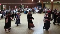Polish Folk Dance at Ofda th Anniversary Celebration - Taiec Kujawiak