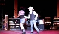 Polka Dance Country Theme with Adam and Ashley