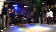 Popping Best - Winners Crew vs Kod Korea