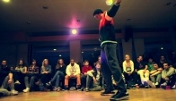 Popping Locking House Dance Bboy Hip Hop Mashup