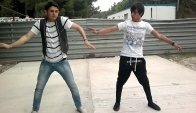 Popping dance - Bezo and Orxan
