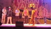 Popping dance urban talent meknes amazing dancer