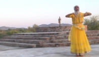 Prayer in Kathak Dance by Swami Himanshu nov