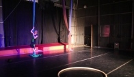 Project In Motion's Above Boarders Aerial Dance Festival