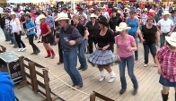 Push For The Stride Line dance
