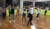 Real Dance studio _VOGUE class by Bimboy