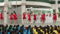Rgs Raffles Girls' School - Tarbet Cheerleading and Dance of