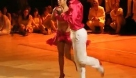 Ricardo and Viviana - Colombia performing at New Zealand Pacific Salsa Congress