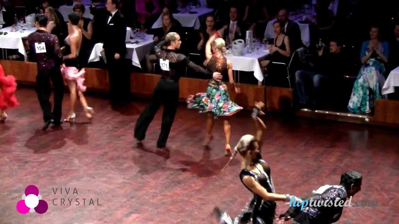 Riccardo Cocchi - Samba - ballroom dance