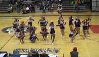 Riverside King Cheer - Basketball Halftime