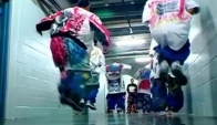 Rize battle zone - Clowning dance