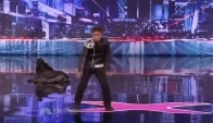 Robotik Dancer - Americas Got Talent Auditions