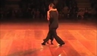 Roxina Villegas and Adrian Griffero Tango Canyengue