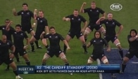 Rugby Top Haka Responses
