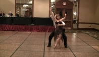Rumba Performance by Blue Suede Ballroom at the Hilton Hotel Memphis Tn