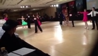 Rumba ballroom dance Gold level